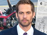 Paul Walker autopsy reveals the horrific burns, multiple broken bones and braced body position after deadly 100mph crash
