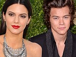 Back together! Kendall Jenner, 18, and Harry Styles, 19, spotted on romantic California ski vacation after three week separation