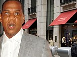 Jay-Z's clothing collection at Barneys nabs over $1 million in sales as rapper donates proceeds to charity