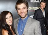 Liam McIntyre weds Erin Hasan