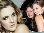 'We can't be in each other's lives at this point': Drew Barrymore, 38, admits she isn't speaking to her mother... as she reveals new life as a mom and wife is 'boring'