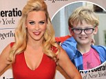 'Blatantly inaccurate and completely ridiculous': Jenny McCarthy furiously slams rumours her son Evan does not have autism