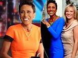 The morning show anchor, who battled cancer in 2012, became choked up with emotion as she talked about her relationship, saying: 'I have never been happier or healthier than I am right now'.