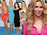 Brandi Glanville claims 'there's nothing racist about me' but her RHOBH co-stars 'are disgusted with her'