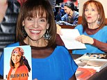 Valerie Harper is all smiles at a Hollywood book signing and reunites with Mary Tyler Moore cast
