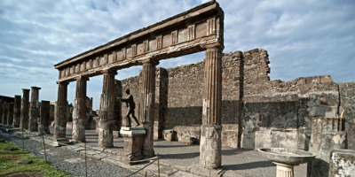 Pompeii's odd diet