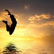 Jump in to the New Year - A Devotion