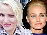 'I've tried Botox and it's not for me': Cameron Diaz, 41, explains injections made her face look 'weird' so now she's au naturel
