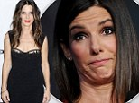 Gravity actress Sandra Bullock - at the Palm Springs International Film Festival Saturday - admitted she plugged her name into Google, and found a ton of mean-spirited comments