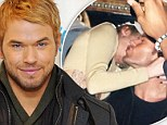 'Are we dating? No': Kellan Lutz, 28, slams rumors he's romancing Miley Cyrus, 21, his friend of SIX years