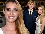 Emma Roberts 'engaged to boyfriend Evan Peters after he pops the question over the holidays'