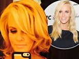 'I wanted to feel more authentic!' Jenny McCarthy ditches her extensions to unveil tousled blonde bob
