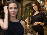 Angelina Jolie 'number one choice to play Nigella Lawson in Hollywood movie' charting chef's recent troubles