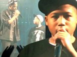 Jay Z gives 12-year-old rapper the chance of a lifetime as he invites him on stage to perform during Magna Carter world tour