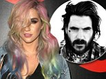 Revealed: How Ke$ha's downward spiral 'stemmed from split with her secret boyfriend'