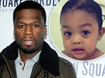 50 Cent publicly acknowledges his son Sire Jackson for the first time with adorable Facebook snaps