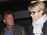 Sean Penn and Charlize Theron enjoy low-key movie date amid rumours their dating