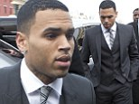 Chris Brown rejects plea deal to reduce misdemeanour assault charges as he leaves rehab to attend court