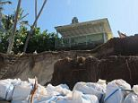 Danger: These desirable homes are at serious risk from rising waters and beach erosion
