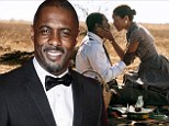 What would Luther say? Twice Golden Globe nominated actor Idris Elba admits he's nervous about award ceremony