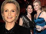 Jane Lynch's ex Lara Embry 'doesn't get close to $93k spousal support' as divorce is settled - but pair 'remain amicable'
