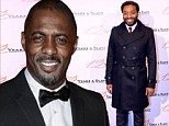 Idris Elba snubbed by BAFTA for Mandela: Long Walk To Freedom role... as Chiwetel Ejiofor gets best actor nod for 12 Years A Slave