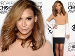 Kim on a whim! Glee star Naya Rivera looks like a Kardashian thanks to newly coloured locks at People's Choice Awards (and even used same hairdresser)