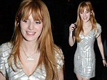 Bella Thorne Goes to The Chateau Marmont