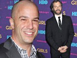 E-mail mishap: Film producer Nathan Kahane, shown at an Oldboy screening in November with actress Carli Norris, accidentally shared the e-mail addresses of more than 200 Hollywood movers and shakers