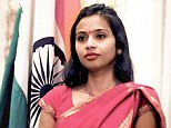 Devyani Khobragade was charged with visa fraud and making false statements in New York today but has already fled the U.S.