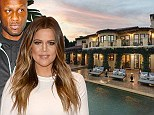 She's moving on! Khloe Kardashian lists Tarzana love nest she once shared with Lamar Odom for $5.5m