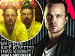 Aaron Paul reveals he and Bryan Cranston want to join upcoming Breaking Bad spin-off series Better Call Saul