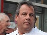 New Jersey Governor Chris Christie walks with his Deputy Chief of Staff Bridget Anne Kelly (right) on September 12, 2013. Kelly is at the center of Christie's latest controversy after apparently purposefully slowing traffic on the George Washington Bridge