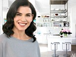 Home, sweet home! Julianna Margulies shows off her exquisitely decorated Manhattan apartment