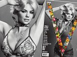 And God Created... Kate Upton! The Sports Illustrated beauty is the image of young Brigitte Bardot in lingerie cover shoot for V