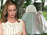 Pregnant Emily Blunt spends a staggering $35,000 on mammoth baby shopping spree... as it's revealed she's 'having a girl'