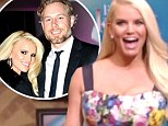 'Yes, I wanna marry this guy!': Jessica Simpson insists wedding to fianc� of THREE YEARS will happen and reveals she gets asked 'every day' if she's set a date