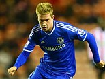 Up-sell: The Belgian was bought for £7 from Genk but Chelsea now want £25 for him