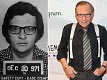 Larry King facing embarrassment with new book that will dredge up his criminal past
