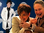Anything for a free meal! Kris Jenner heads to steak house opening with media mogul friend... then fits in desert at Ciprianis