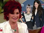 'He's a lovely guy': Sharon Osbourne does not have a bad word to say about daughter Kelly's ex-fiance on The Talk