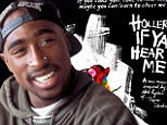 Tupac the musical! 18 years after he was slain in Vegas... iconic rapper Shakur is to be resurrected on Broadway
