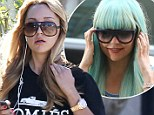 Finally, some good news: Amanda Bynes' bong-throwing case 'will be dismissed if she stays clean for SIX months'