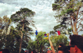 Rave gone wrong in Victorian bush