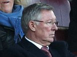 Overview: Former Manchester United manager Sir Alex Ferguson's presence in the stands is said to be a burden to David Moyes, a claim the current boss vehemently denies