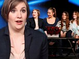 'If you're not into me that's your problem:' Lena Dunham puts reporter in his place after he complains about amount of nudity in Girls