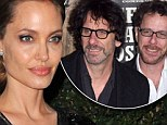 Angelina Jolie's WWII film Unbroken 'not easy to shoot' according to screenwriters the Coen brothers
