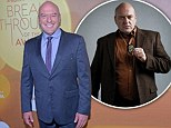 Dean Norris sheds his Breaking Bad weight