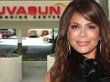 Paula Abdul is suing a tanning salon, alleging an infra-red weight loss wrap she purchased from them gave her 'second or third degree burns.'