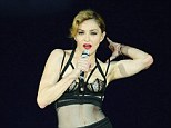 Madonna is to swap dance music for a 'grown up' album of ballads - thanks to Adele